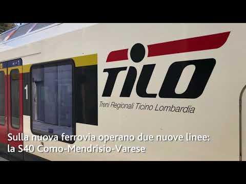 Ferrovia Varese - Mendrisio