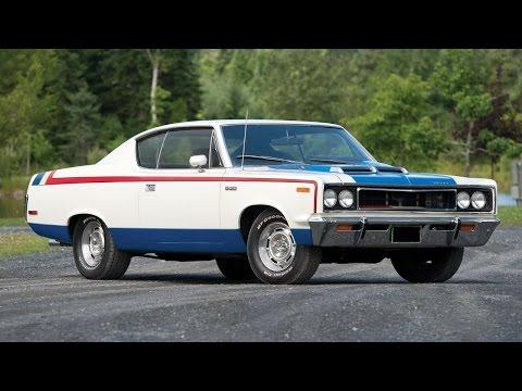 1970 AMC Rebel Machine - Don