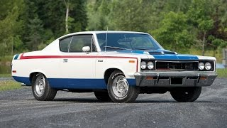 1970 AMC Rebel Machine - Don't Mess With The Machine!