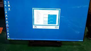 대형티브 대형TV 모니터셋팅