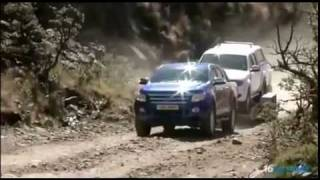 La Nueva Ford Ranger 2012 contra el mundo