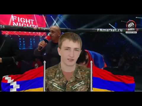 Давид Хачатрян Свою победу посвятил Роберту Абаджяну