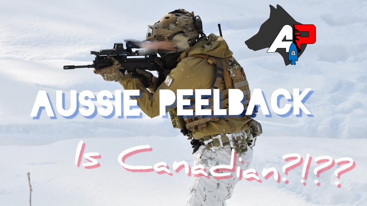 Why Aussie Peelback?? We are Canadian! The Story Behind Our Brand