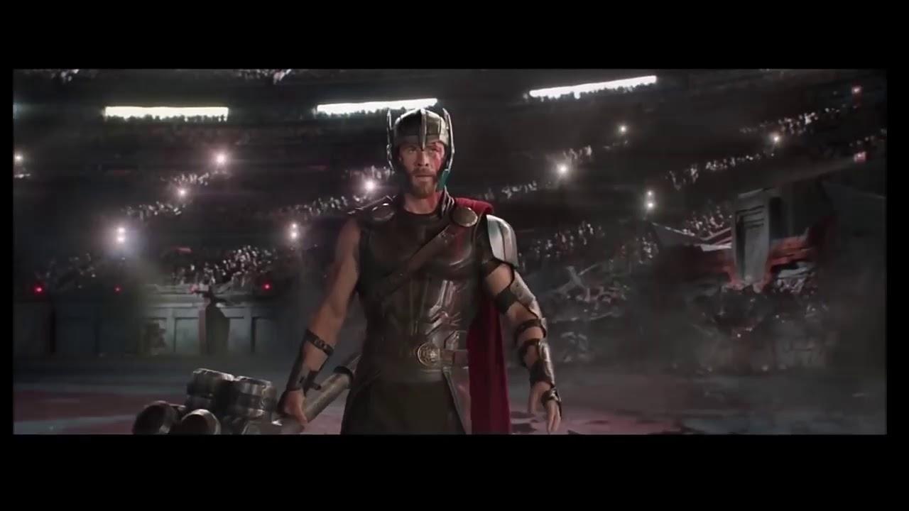 Thor vs Hulk all epic battles