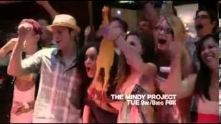 The Mindy Project 1x23 Promo  Frat Party HD