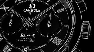 OMEGA De Ville Калібр 9300/9301 - Керівництво Відео