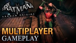 Batman: Arkham Origins - Multiplayer Gameplay #19