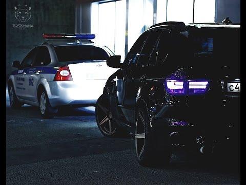 Blvckmania X Limma X Bmw X5m X Mercedes Amg Gle 63 S