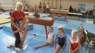 Турнир по спортивной гимнастике стартовал в Белгороде