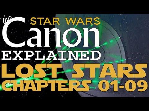 Star Wars: Lost Stars - Chapters 01-09 (Novel)