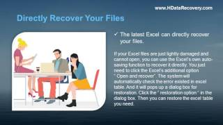 Easy to Recover Unsaved Excel File with Best Disk Recovery Software