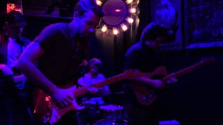 HeavyHanded - ts (Live @ Lot 1 Cafe)