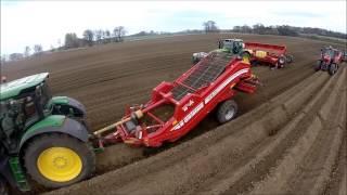 Potato Planting 2014