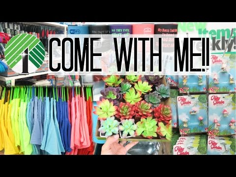$1 Dollar Tree Shopping Vlog! Organization Products and More!