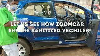 SANITIZED CARS | ZOOMCAR | SELFDRIVE | CAR RENTAL | BHUBANESWAR screenshot 4