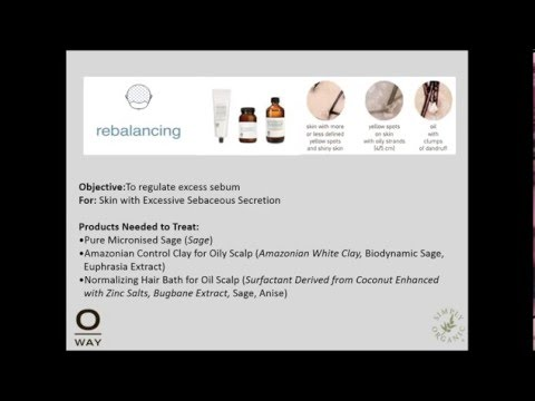 Organic Way Scalp Treatment Training