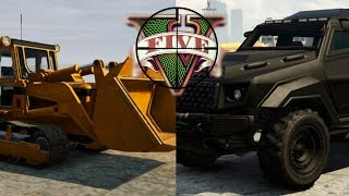 GTA V – Tratores vs Insurgents ROCKSTAR ME ODEIA!