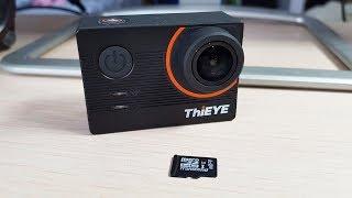 4K камера Thieye E7 ICatch V50 для съёмок из Aliexpress