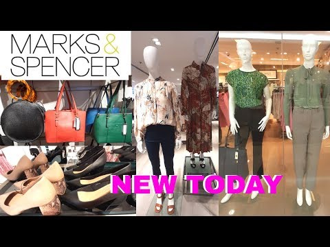 MARKS AND SPENCER NEW IN FASHION #MARCH2020 LADIES COLLECTION + PRICES *bags*shoes*dressess