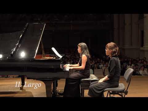 Lim Jing Jing \u0026 Pan Chun - Schubert: Fantasy in F minor