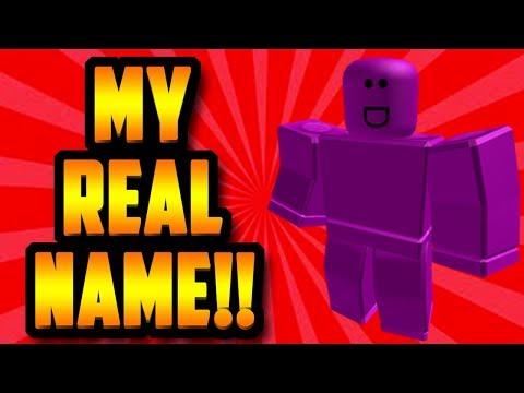 NO_DATA NAME REVEAL!!! [Q&A #04] (ROBLOX ASSASSIN)