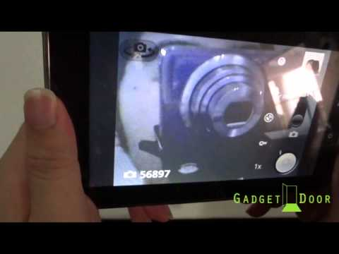 Review MID Mobile E9  MTK6573 3G Android Tablet TV 2 SIMS GPS  Part 2 App&Feature