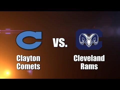 Friday Night Rivals - Clayton At Cleveland