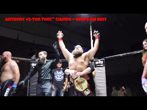 Susan Cingari Post Fight Interview With ROAW Heavyweight Champ Anthony Ciampa