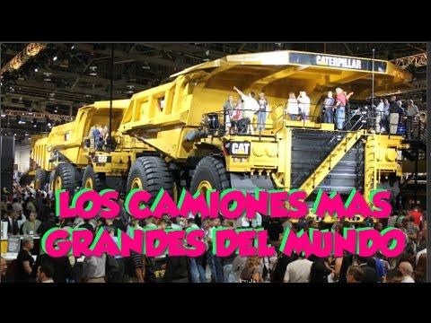 Top 7: Los  Camiones Mineros Más Grandes Del Mundo