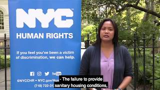 IAOHRA & NYC Commission on Human Rights Statement on the Crisis at the US Border