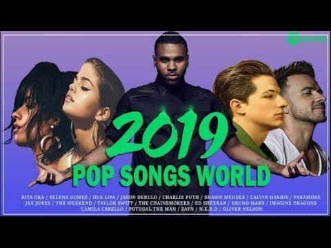Pop 2019 Hits   Maroon 5, Taylor Swift, Ed Sheeran, Adele, Shawn Mendes, Sam Smith Live 24/7