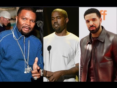 """J.Prince MAKES IT CLEAR. Drake Was Not Planning To Diss Pusha T Again, """"HE WANTED TO END KANYE WEST"""""""