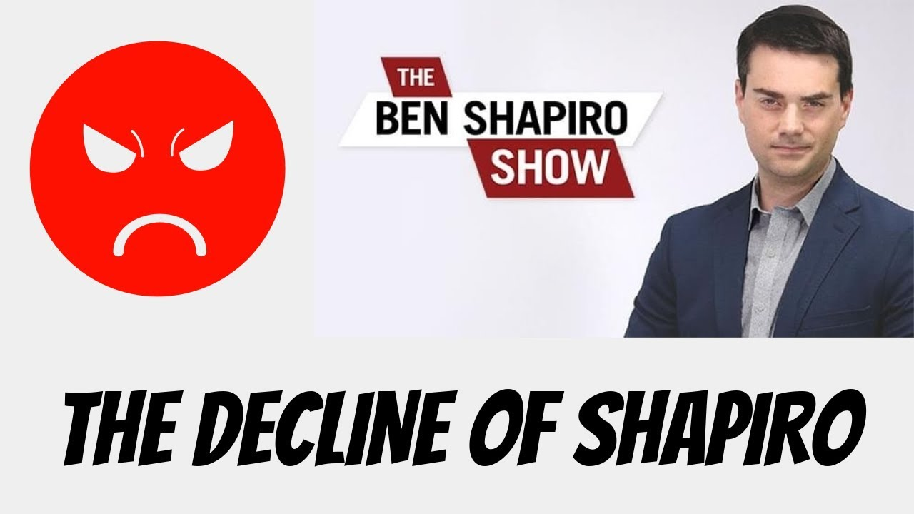 [Rant] The Decline of the Ben Shapiro Show