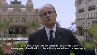 J-L Biamonti speech, Chairman Monte-Carlo Socété des Bains de Mer