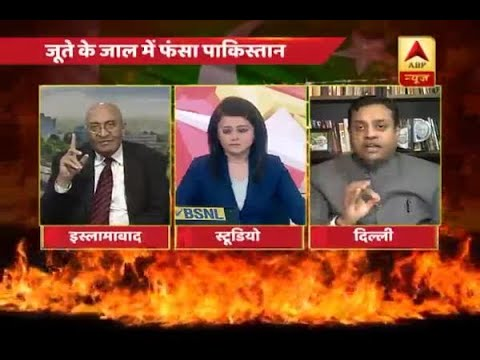 Big Debate: Pakistan is a failed state, hence seeking support of lies, says Sambit Patra