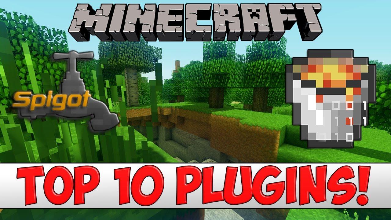 Minecraft TOP BukkitSpigot Plugins Of YouTube - Minecraft nutzliche spielerkopfe