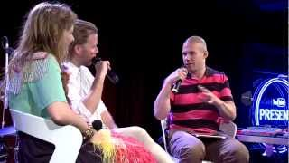 Niki & The Dove - Q&A with Rich Juzwiak (Live at YouTube Presents)