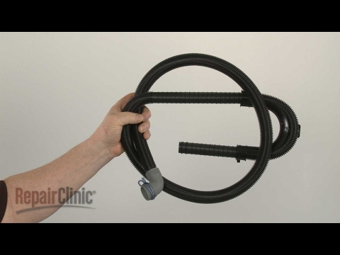 Drain Hose - Whirlpool Alpha Washer Model #WFW85HEFW0