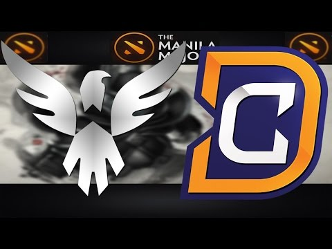 Wings Gaming VS Digital Chaos #1 | Manila Major Group Stage | Dota 2 Full Game & Highlights 7.14