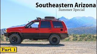 Southeastern AZ Special [Part 1] -- Gręen Valley to Kentucky Camp