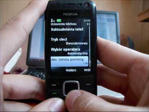 Wideoprezentacja Nokia 6600i slide. InfoNokia.pl