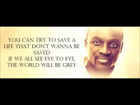 Akon - Each His Own lyrics by Dj Cannibal - HQ