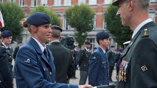 Royal Military Academy - Graduation Ceremony - September 2015