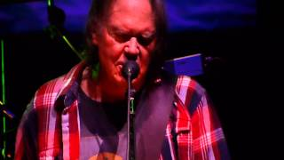 "Neil Young and Crazy Horse - ""Born in Ontario"" Live at The Patriot Center, on 11/30/12, Song #3"