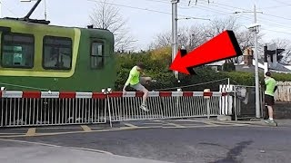 Level Crossing Madness