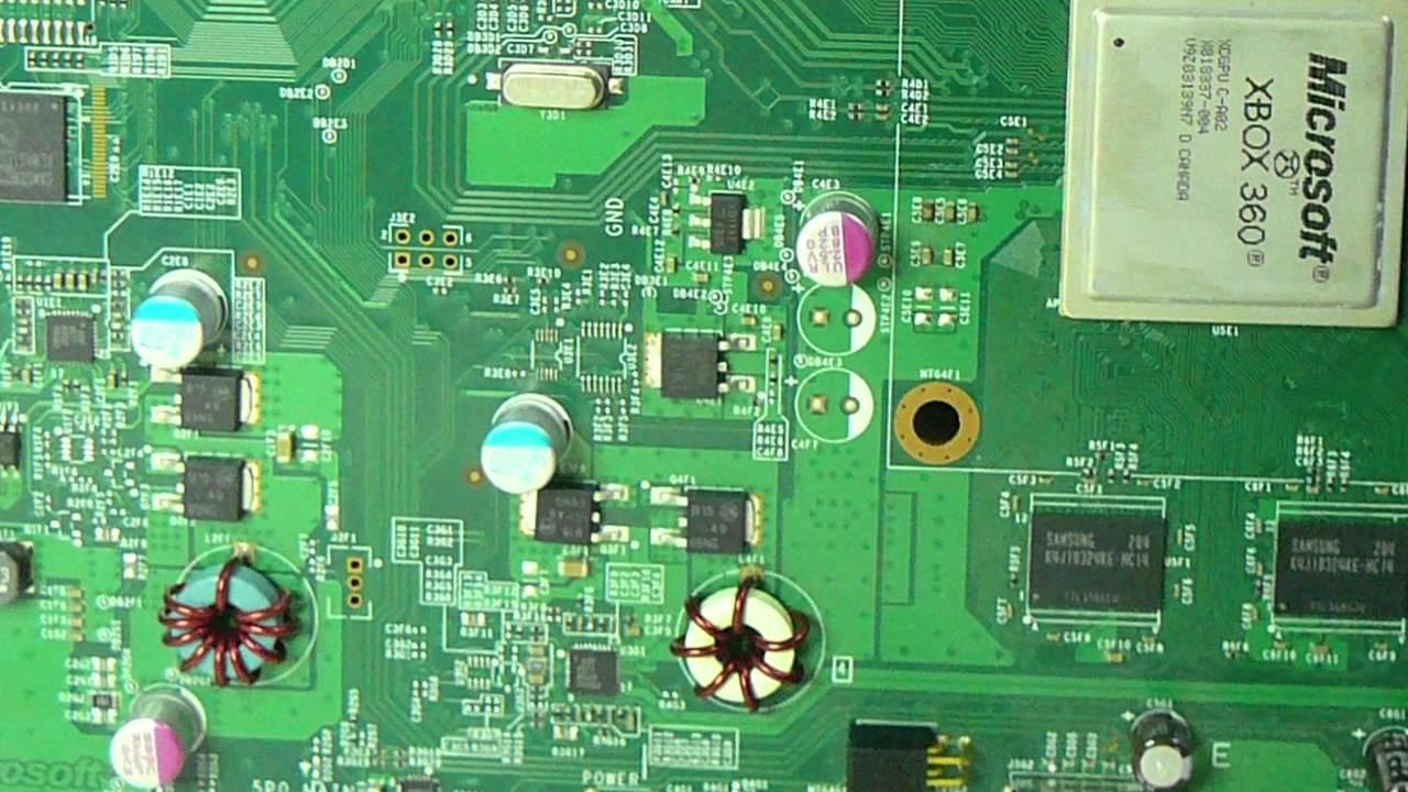 Xbox360 Slim Reparacio...