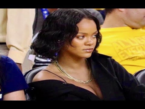"Rihanna REACTS TO Cavs LOSING To Warriors ""Lebron James Is Still KING!"""