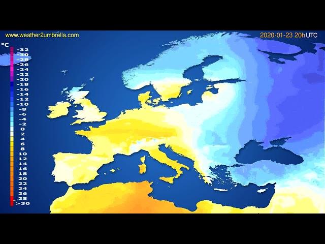 <span class='as_h2'><a href='https://webtv.eklogika.gr/temperature-forecast-europe-modelrun-12h-utc-2020-01-22' target='_blank' title='Temperature forecast Europe // modelrun: 12h UTC 2020-01-22'>Temperature forecast Europe // modelrun: 12h UTC 2020-01-22</a></span>