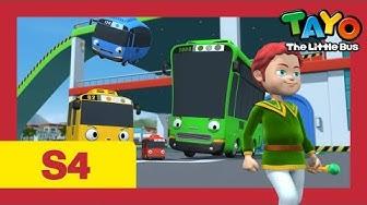 Tayo deutsch Spielzeit 4 l #21 Asura, der kleine Zauberer l Cartoon für Kinder l Tayo Der Kleine Bus