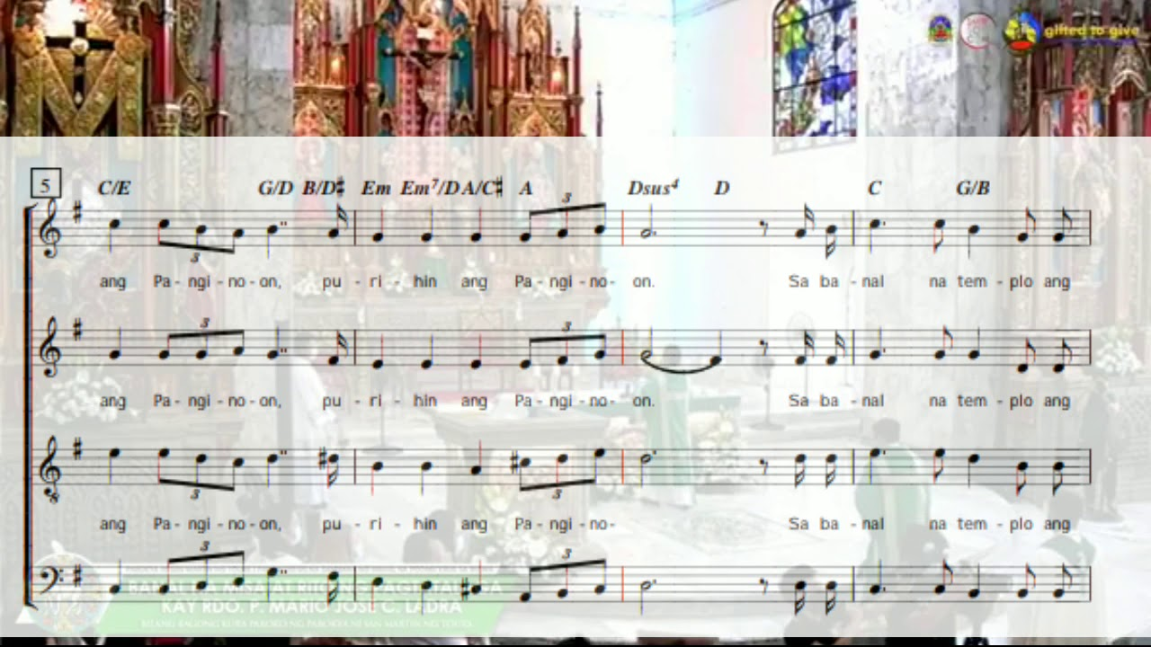 Download Awit 150 ( Fr.Richard Eleazar) Opening Hymn: Holy Mass and Ritual for the Installation